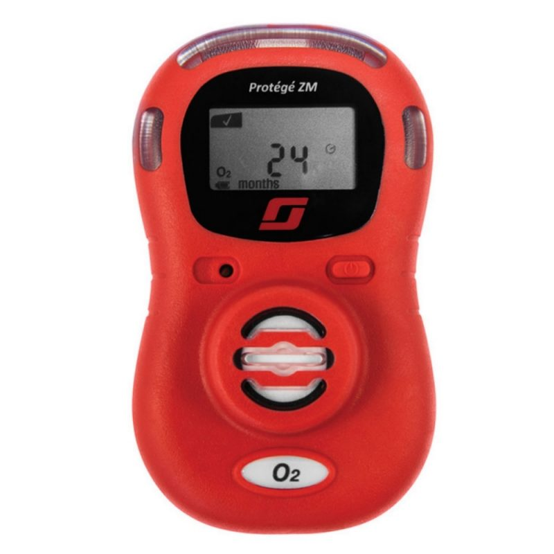 PROTEGE ZM SINGLE GAS MONITOR (O2)