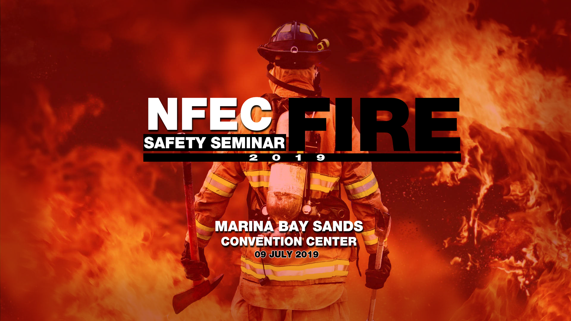 Join us @NFEC Fire Safety Seminar 2019