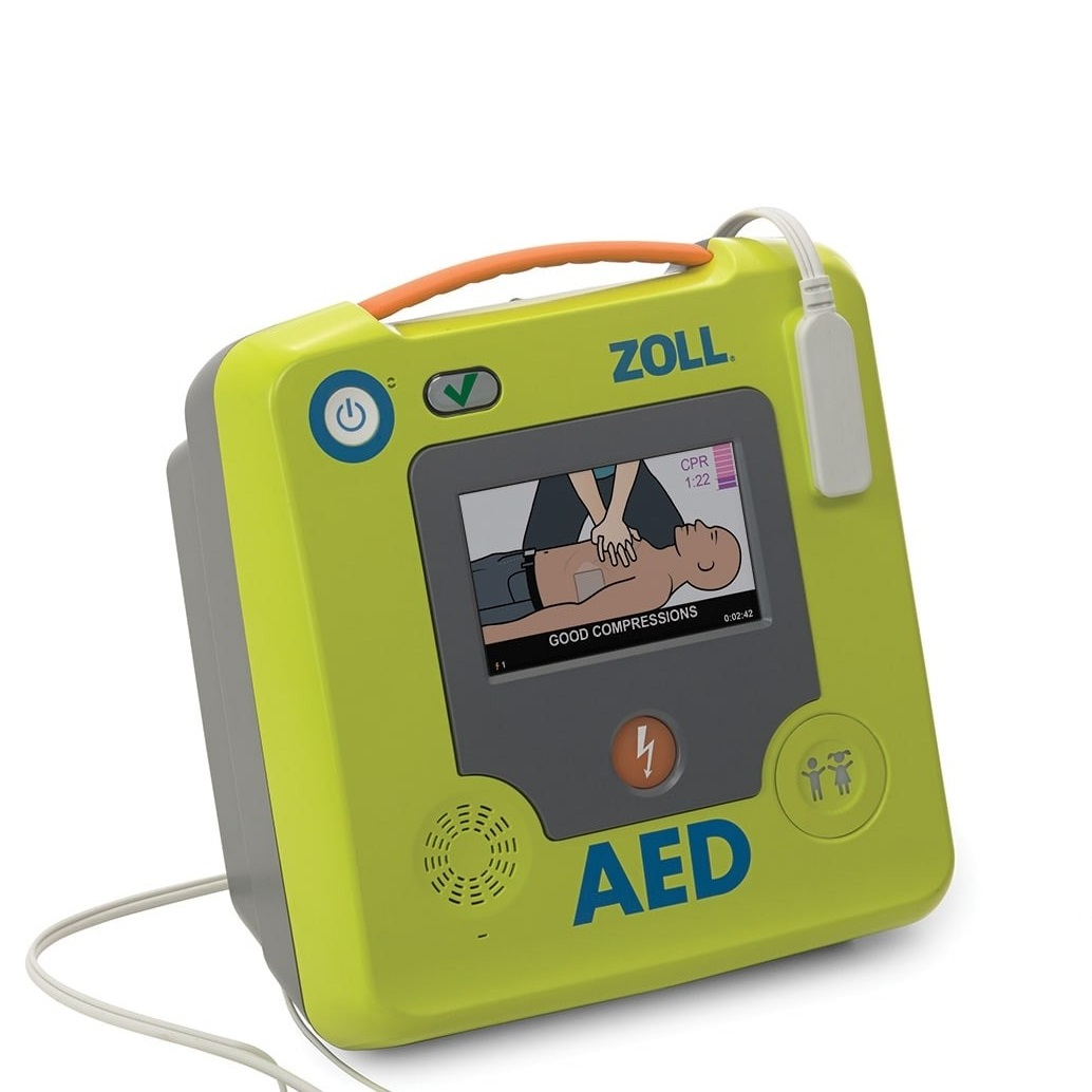 ZOLL AED 3 - Qss Safety
